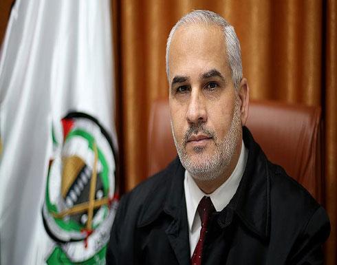 """""""حماس"""" تثمّن الجهود المبذولة لمواجهة مشروع القرار الأمريكي"""