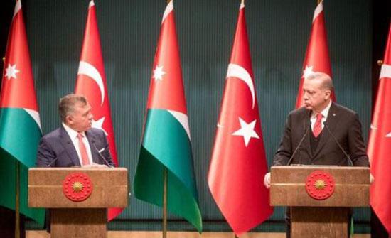 الملك : القضية الفلسطينية ما تزال القضية المركزية ولا بديل عن حل الدولتين