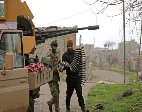 أنقرة لواشنطن: أوقفوا تدفق الأكراد لعفرين
