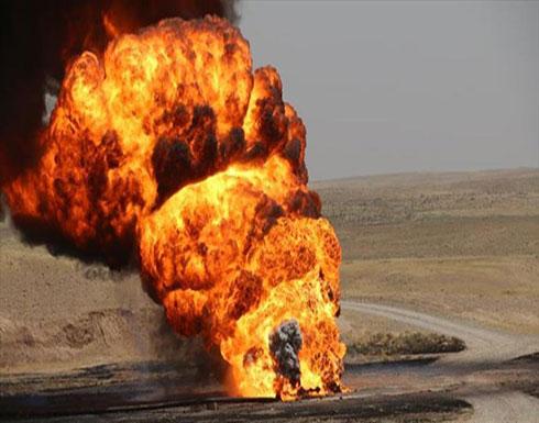 مجهولون يفجرون برجا للطاقة يغذي أكبر حقل نفطي جنوبي العراق