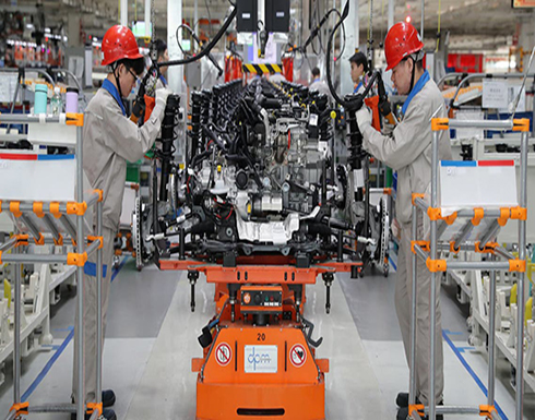 تباطؤ الخدمات والصناعة في الصين بسبب كورونا