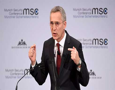 ستولتنبرغ : المفاجأة لم تكن في عودة طالبان للسيطرة على أفغانستان لكن في سرعة حدوث ذلك