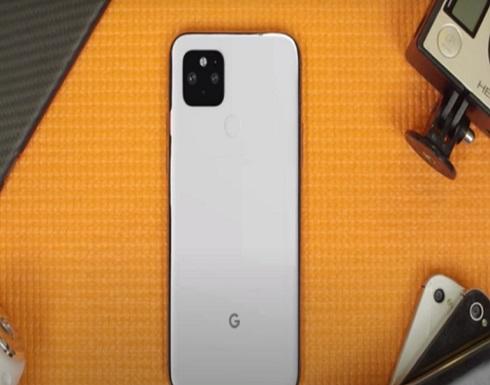 غوغل تطرح هاتفها المنتظر الأسبوع القادم