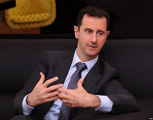 الأسد: يرحب بالقوات الأمريكية بسوريا