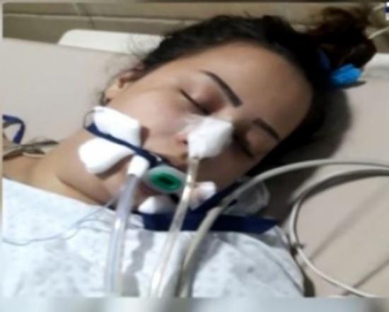 بالفيديو - أم تموت وهي تتوسل لرؤية ابنها للحظة.. وزوجها المتّهم نادم!!