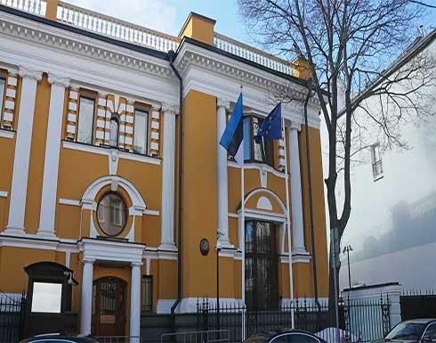 روسيا تعطي القنصل الإستوني 48 ساعة لمغادرة البلاد