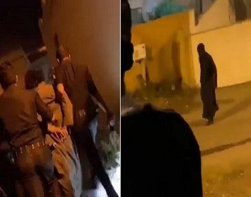 """""""زومبي"""" في السعودية يثير هلع أهالي الباحة.. والسلطات تتدخل! (فيديو)"""