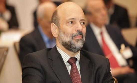 رئيس الوزراء الأردني  : أنا مستعد لهذا الامتحان