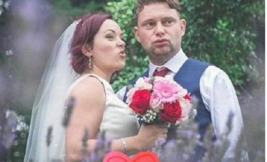 صدمت بوفاة عريسها بعد ساعات من الزفاف... كلمات رثائها له موجعة جداً
