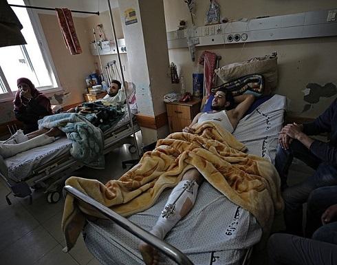 الصحة العالمية: وجود آلاف المصابين في غزة يحمل المنشآت الصحية بالقطاع ما يفوق طاقتها