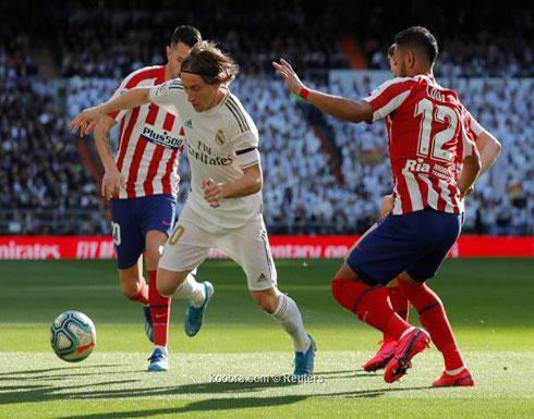 أوديجارد يهدد استمرار مودريتش في ريال مدريد