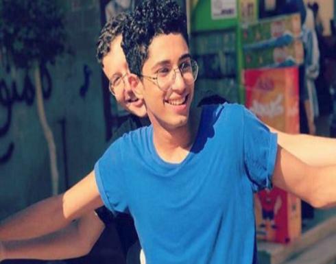 """مصر.. انهيار والد """"شهيد الشهامة"""" بعد نطق الحكم بالقضية (فيديو)"""
