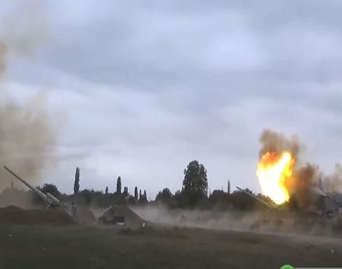 رئيس أذربيجان: قواتنا سيطرت على قرية مداغيز
