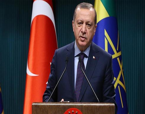 """أردوغان: نعتزم القضاء على منظمة """"غولن"""" الإرهابية في إفريقيا"""
