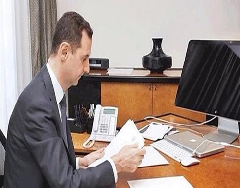 """ماذا يجري في قصر الأسد؟.. مناصب ولقاءات """"غامضة"""""""