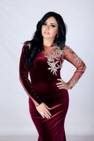 رانيا يوسف بأجمل فستان في الفلانتين – بالصور