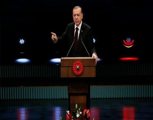 أردوغان: الدولة سوف تُحاسب جميع الجُناة ضمن حدود سيادة القانون