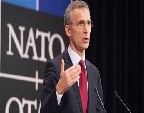 الناتو: يجب محاسبة المسؤولين عن الهجوم الكيماوي بسوريا