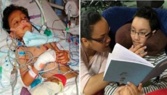 أم تتحدى أطباء فقدوا الأمل بنجاة ابنها.. لن تصدّقوا كيف أنقذته من الموت