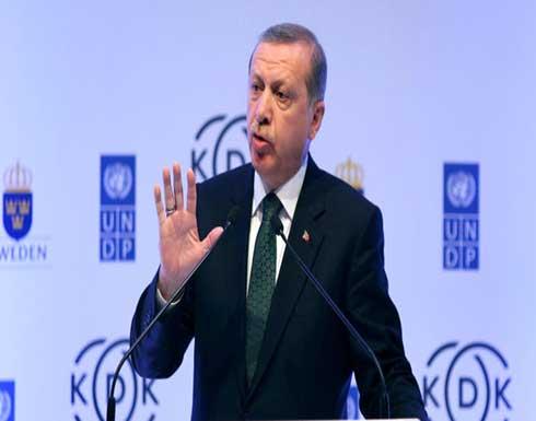 أردوغان: بدأنا بتطبيق اتفاق أستانا وإعلان إدلب منطقة خفض تصعيد