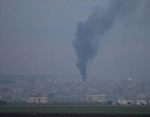 مقتل 3 وإصابة 9 إثر قصف روسي على مناطق خفض التصعيد بإدلب