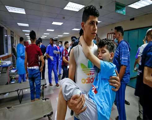"""الصحة العالمية تشدد على """"وجوب"""" حماية البنى التحتية الطبية وطواقم المعالجين في غزة"""