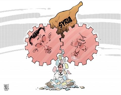 صراع المال والسلطة يضع مستقبل السوريين على المحك