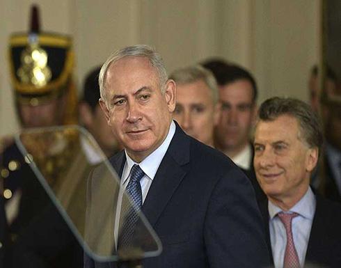 نتنياهو يطالب بإلغاء الاتفاقية النووية مع إيران