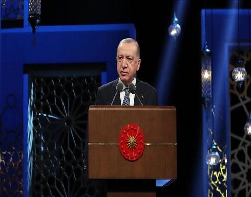 """أردوغان: نداؤنا """"العالم أكبر من خمسة"""" كان محقا"""