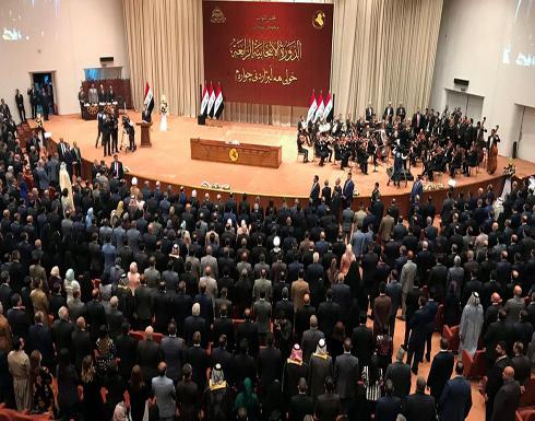 العراق.. المحور الوطني يرشح الحلبوسي لرئاسة البرلمان