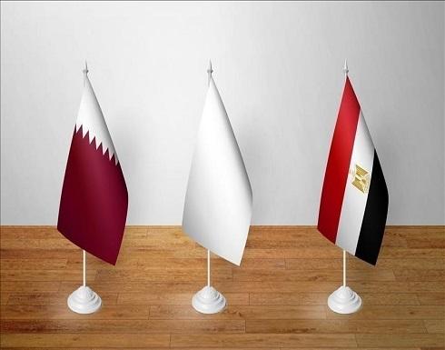 مصر.. أول سفير قطري منذ الأزمة الخليجية يسلم أوراق اعتماده