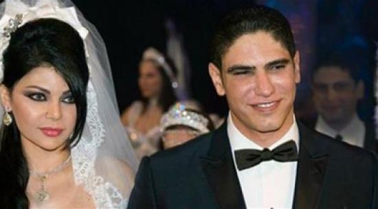 بالصور: هيفاء وهبي تسخر من شائعة زواج مي عز الدين بطليقها