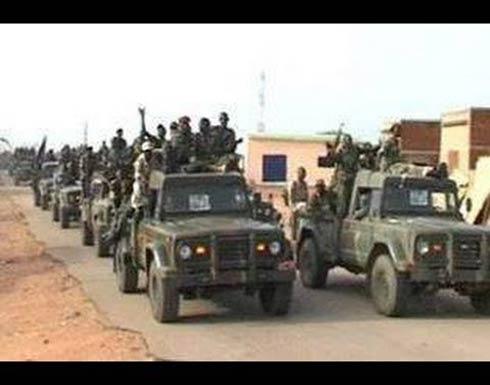 """قوات الدعم السريع """"تحكم سيطرتها"""" على السودان"""