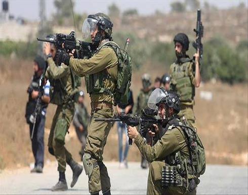 اعتصام بجامعة بيرزيت احتجاجاً على اقتحامها من مستعربين إسرائيليين