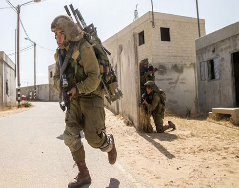 الجيش الإسرائيلي يجري تدريبات عسكرية في قبرص اليونانية