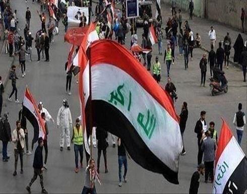 شاهد : محتجون في ذي قار والمثنى يطالبون بكشف قتلة المتظاهرين في العراق