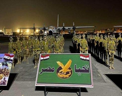 """السودان.. انطلاق مناورات """"حماة النيل"""" العسكرية مع مصر"""