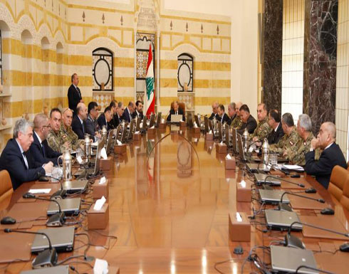 لبنان يصرخ في وجه بناء الجدار الإسرائيلي