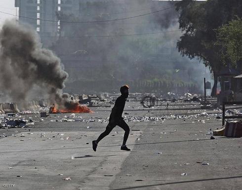 مقتل متظاهرين في كربلاء.. وجرحى بالرصاص ببغداد