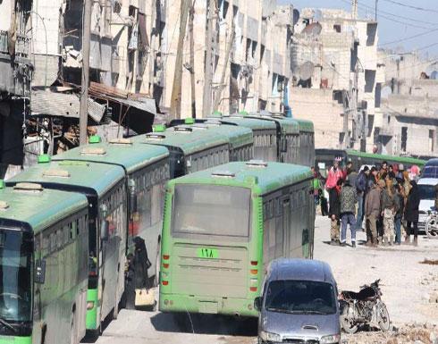 """""""نرحل أو نموت"""".. تقرير يدين """"جرائم حرب"""" بسوريا"""