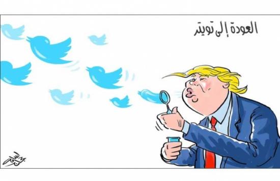 العودة إلى تويتر
