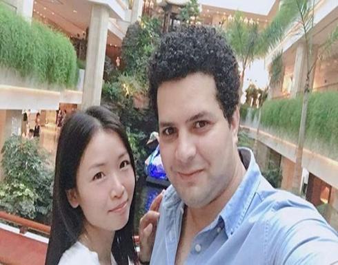 «كورونا» يتسبب في إبعاد زوج مصري عن زوجته الصينية