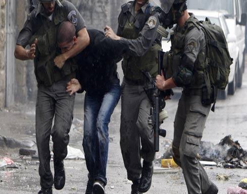 إسرائيل تعتقل 9 فلسطينيين في الضفة الغربية