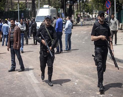"مصر: حشود أمنية تمنع مظاهرات ضد ""تيران و صنافير"""
