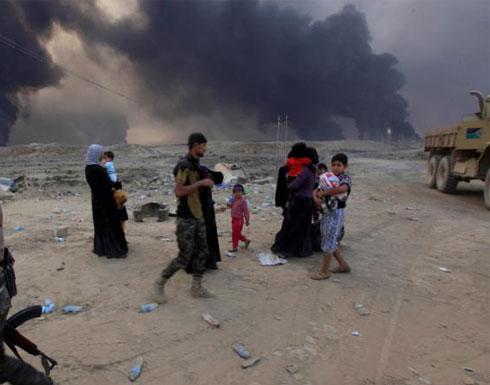 تحذيرات أممية من احتمال نزوح مليون مدني من الموصل