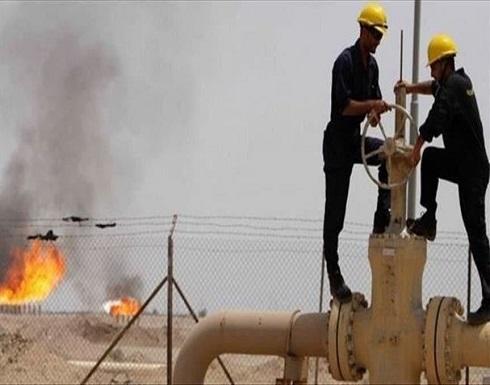 حريق في ميناء رئيس لتصدير النفط للأسواق العالمية