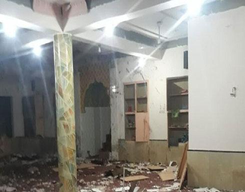 بالفيديو : مقتل 13 شخصا بينهم ضابط شرطة رفيع بتفجير جنوب غرب باكستان