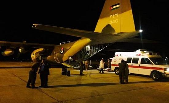 إرسال طائرة إخلاء طبي لنقل عائلة أردنية من السعودية