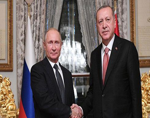 """بوتين يطالب تركيا بتدابير""""أكثر فاعلية"""" لترسيخ هدنة إدلب"""