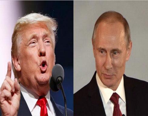 بوتين يستغل المستشار الألماني السابق للتفريق بين أميركا وأوروبا